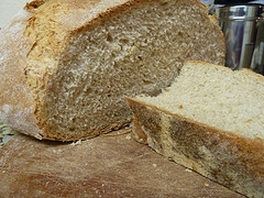 Crusty Country Bread