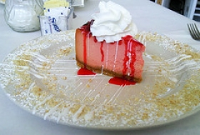 Daiquiri Cheesecake