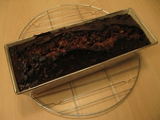 Dark Fruitcake