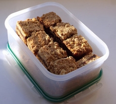 Date and Nut Squares