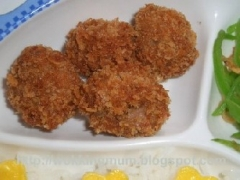 Deep-Fried Carrot Balls