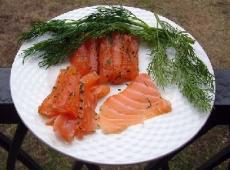 Dillicious Salmon Saute