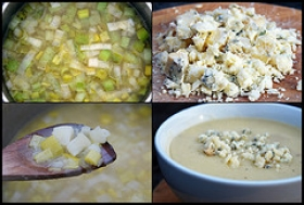 Easy Potato-Leek Soup
