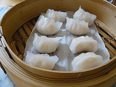 Egg Dumplings
