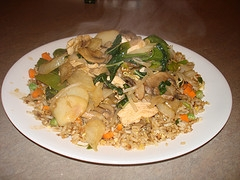 Five-Spice Fried Rice