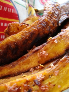 Fried Sweet Plantains