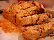 Fruit Tea Loaf