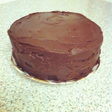 Fudge Cake