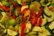 Garden Vegetable Medley