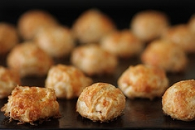 Gougeres (Cheese Puffs)