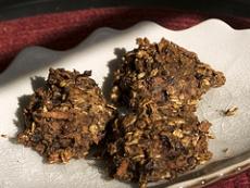 Healthy Raisin-Oatmeal Cookies