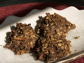Healthy Raisin-Oatmeal Cookies