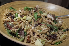 Heart Healthy Chicken Pasta