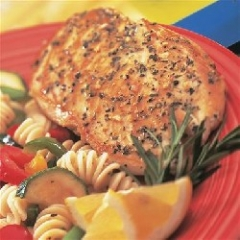 Herb Marinated Chicken Breasts