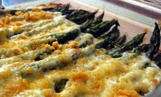 Herbed Asparagus with Parmesan Cheese