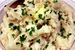 Holiday Mashed Potatoes