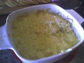 Homemade Artichoke Dip