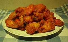 Homemade Buffalo Wings