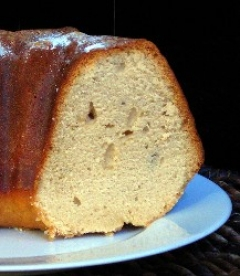 Homestyle Pound Cake