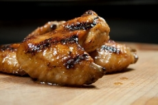 Honey Mustard Wings