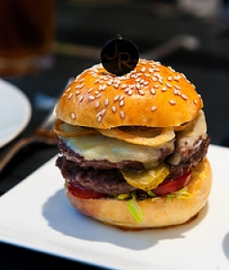Hong Kong Hamburger