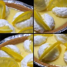 Icebox Lemon Pie