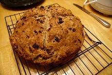 Irish Wheat Bread