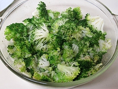 Lemon Broccoli
