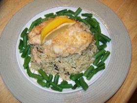 Lemon Chicken Ala Betty