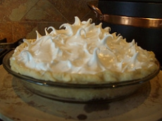 Lemon Fluff Meringue