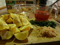 Lemon-Herb Marinade