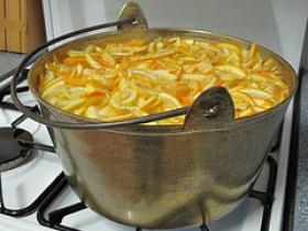 Lemon Shred Marmalade