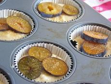 Lemon Slice Muffins