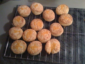 Little Cheddar Biscuits