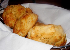 Lobster Cheese Biscuits