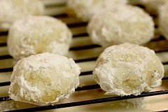 Mexican Wedding Cakes (Cookies)