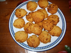 Miele Biscotti (Honey Biscotti)