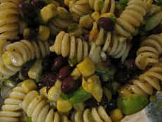 Mixed Bean Pasta