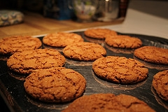 Molasses Sugar Cookies, 2nd Place