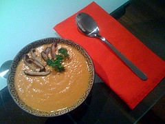 Mushroom Bisque