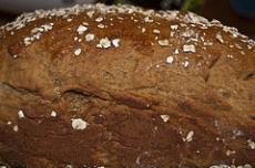 My Oatmeal Bread