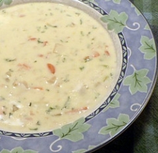 New England Clam Chowder - Family Favorite