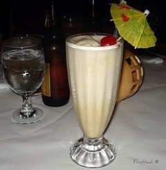 Nonalcoholic Frozen Pina Colada