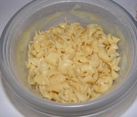 Noodles Alfredo