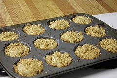 Oatmeal Muffins