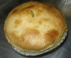 Old-Fashioned Chicken Pot Pie