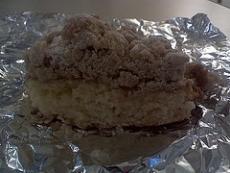 Old-Fashioned Crumb Cake
