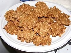 Old-Fashioned Oatmeal Cookies
