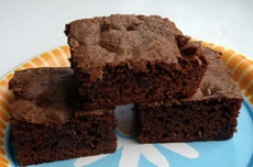 One-Bowl Brownies