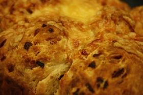 Onion-Cheddar Bread